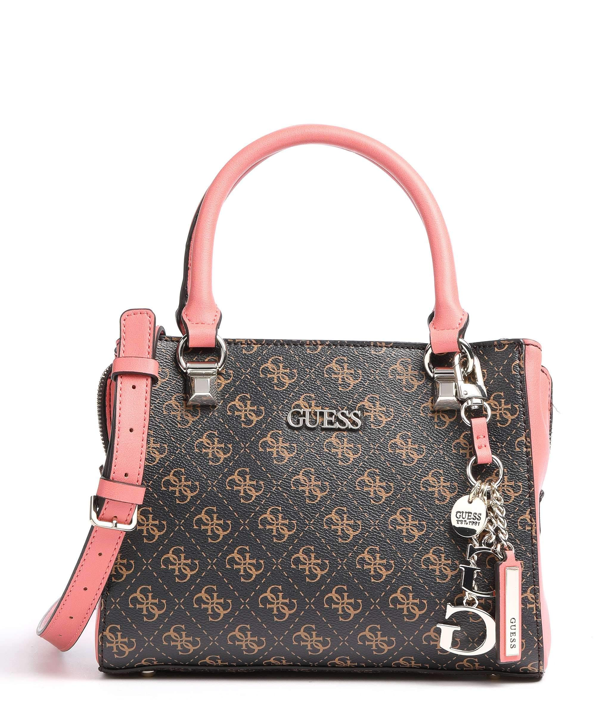 GUESS CAMY SMALL GIRLFRIEND SATCHEL