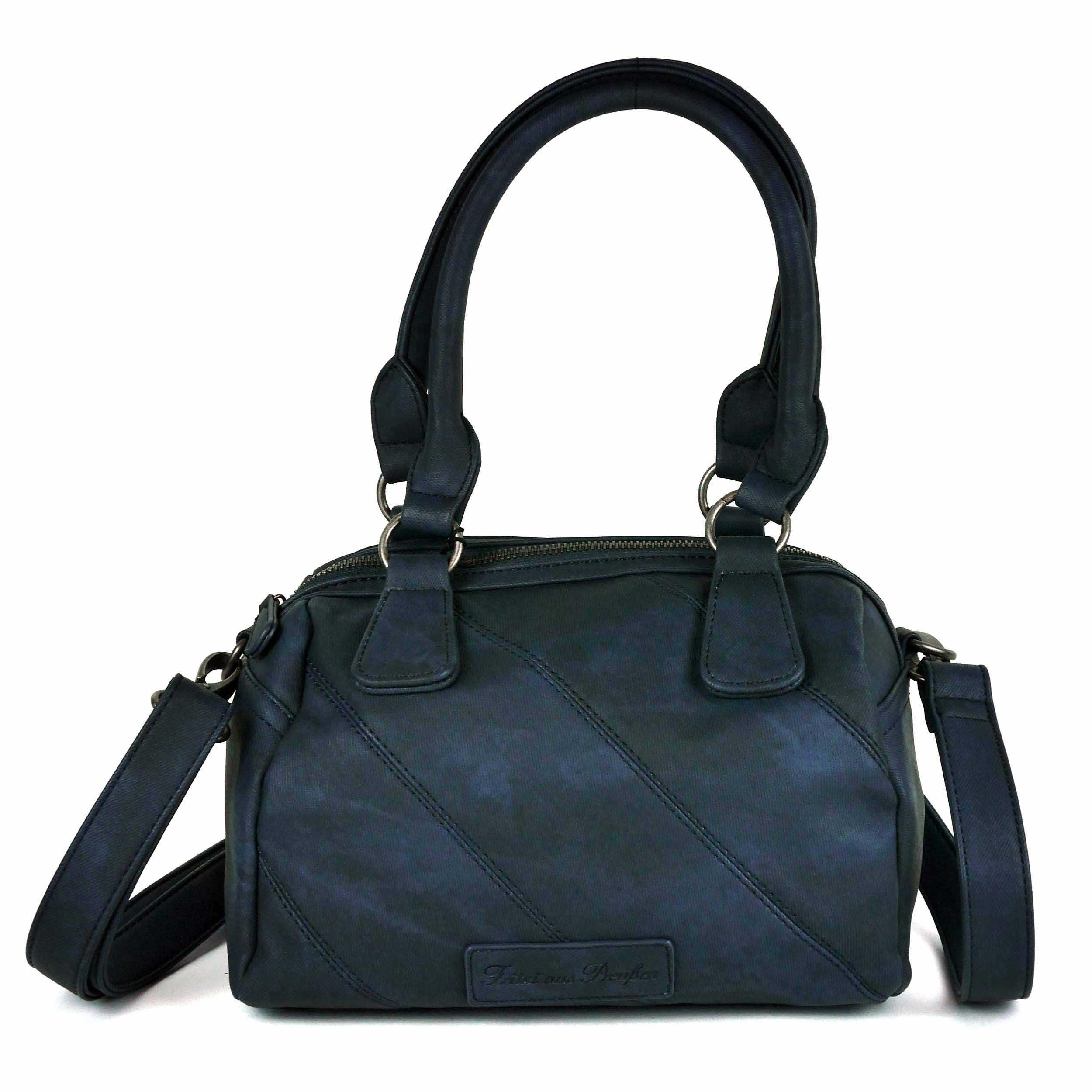 Fritz Nitzsche Handtasche blau