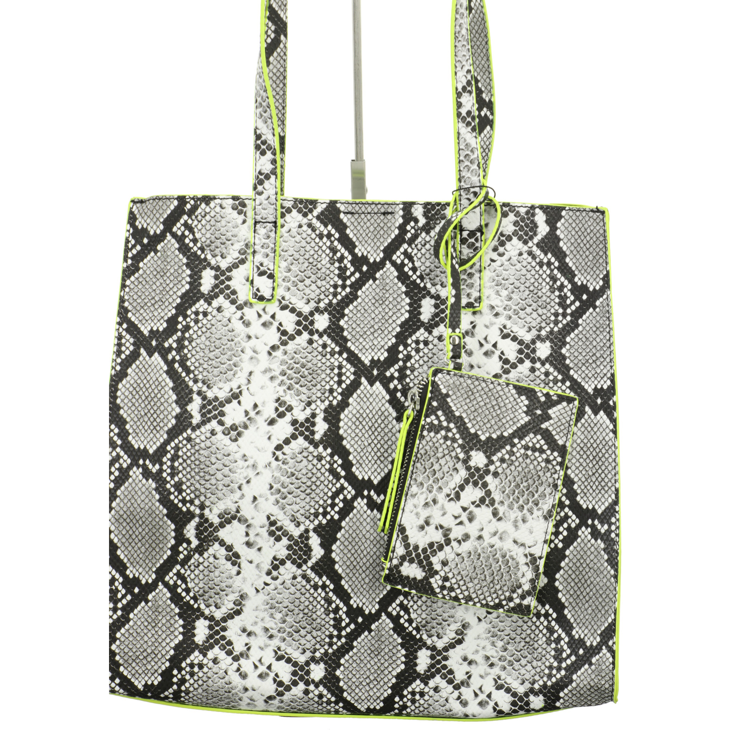 EMILY & NOAH Shopper metallic