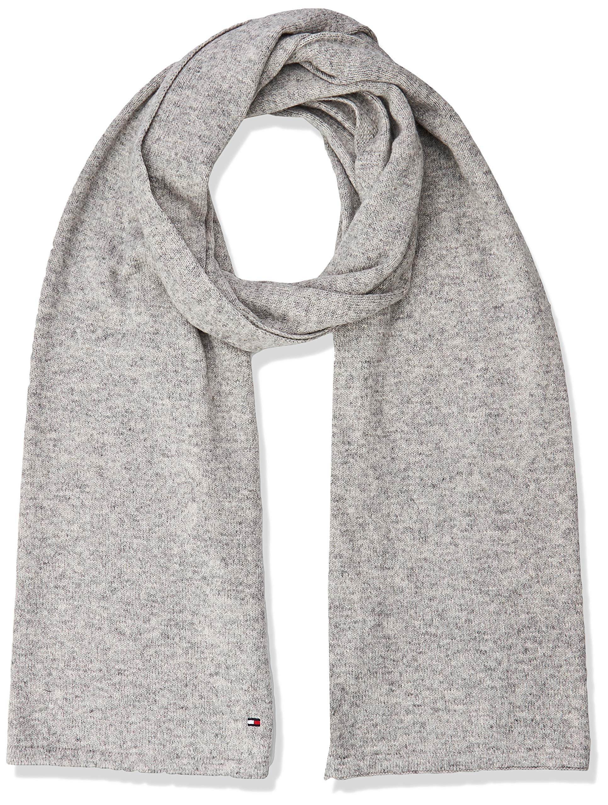 Tommy hilfiger FLAG KNIT SCARF, GREY