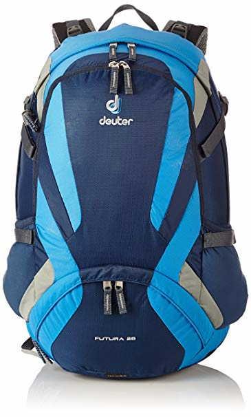 Deuter Sportrucksack blau