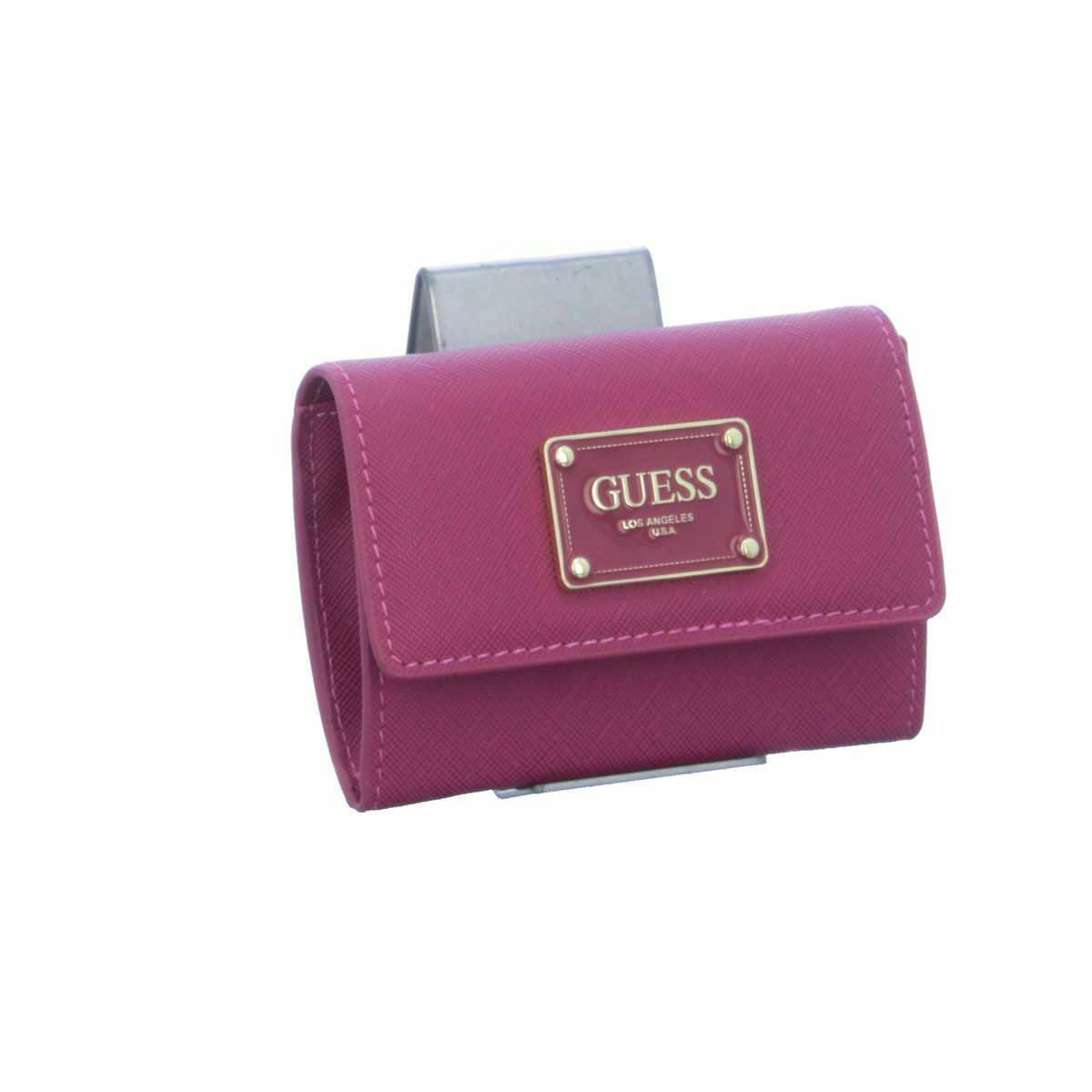 GUESS Geldbörse lila/pink