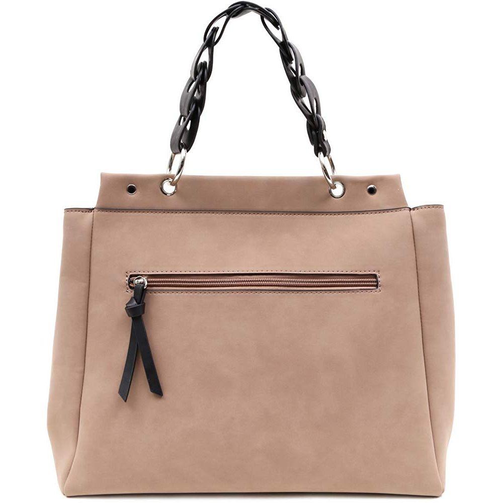 EMILY & NOAH Handtasche beige