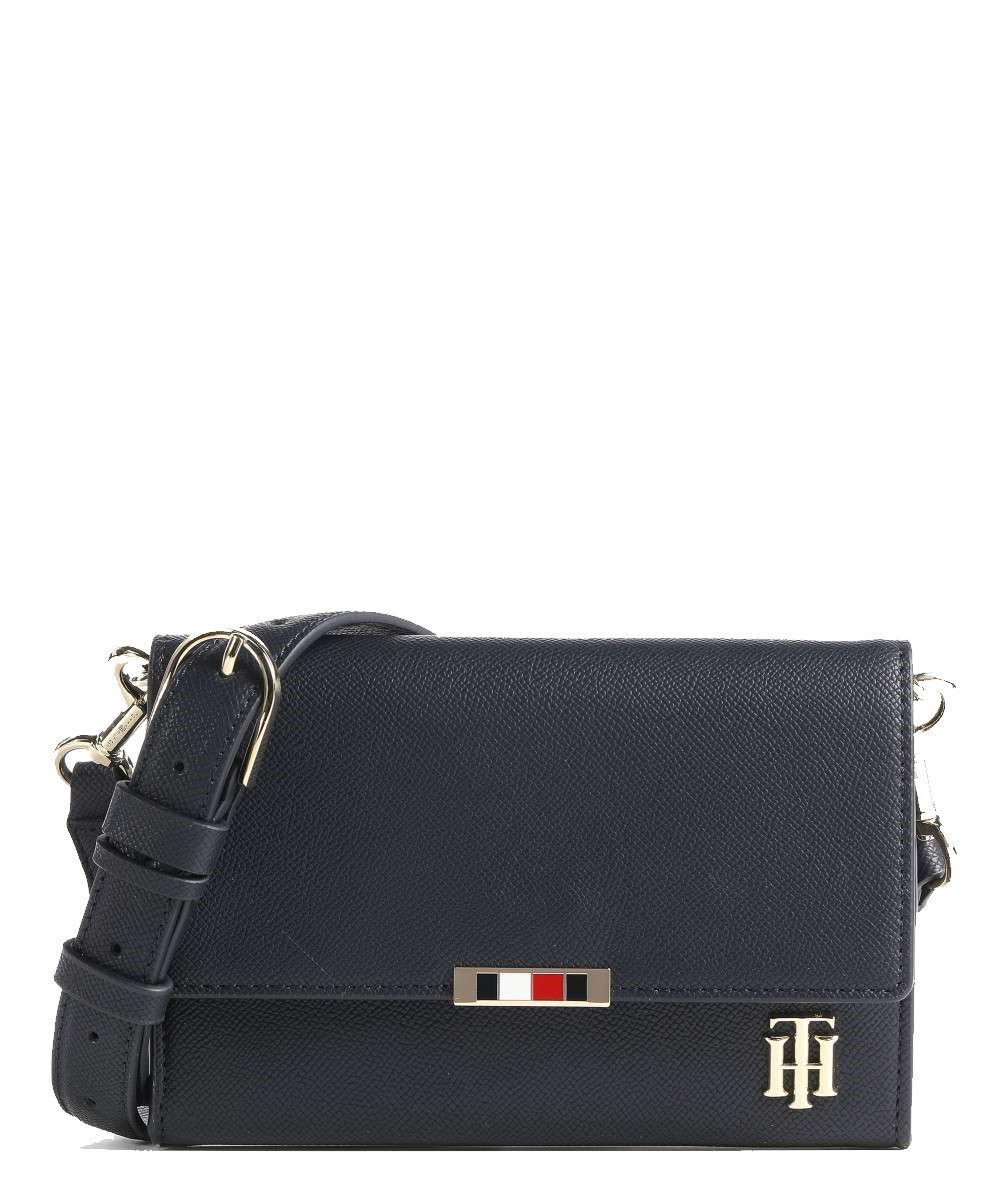 Tommy Hilfiger SAFFIANO CROSSOVER