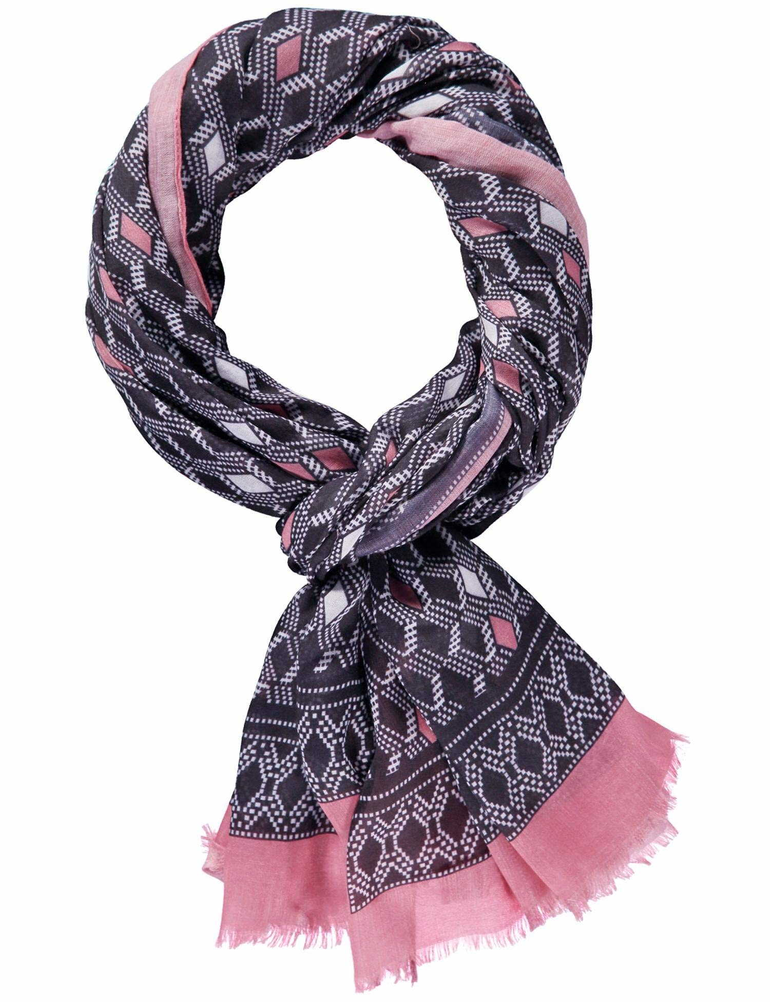 Taifun Schal/Tuch lila/pink