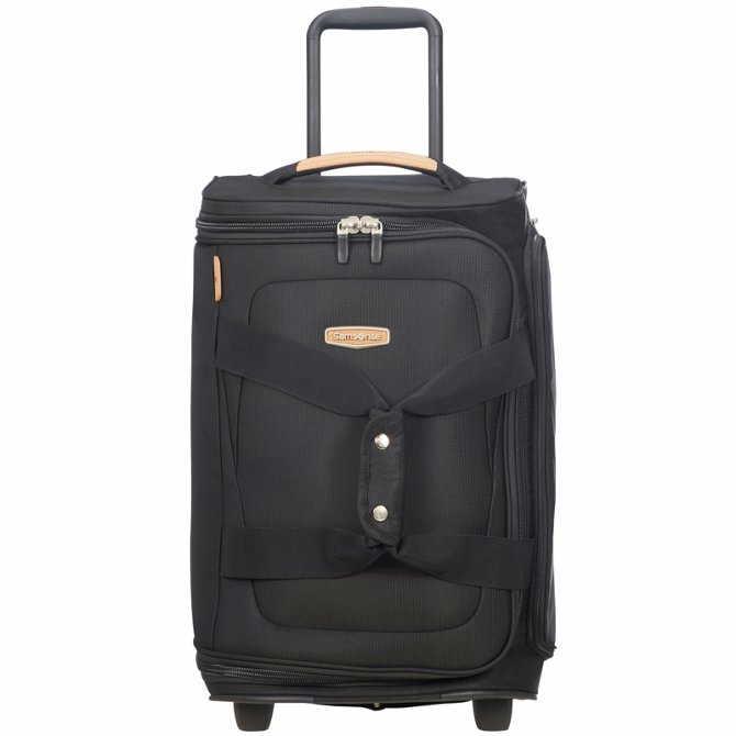 Samsonite Reisegepäck schwarz