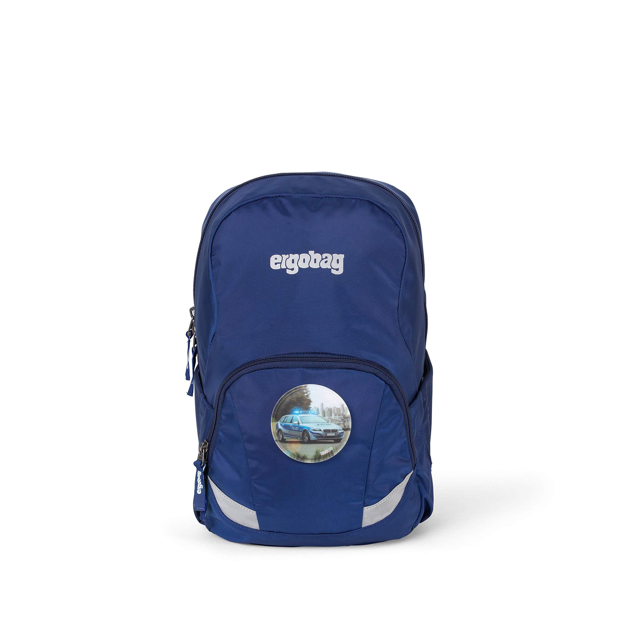 Ergobag Kindertasche blau