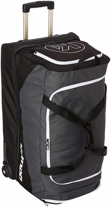Kempa Reisetasche schwarz