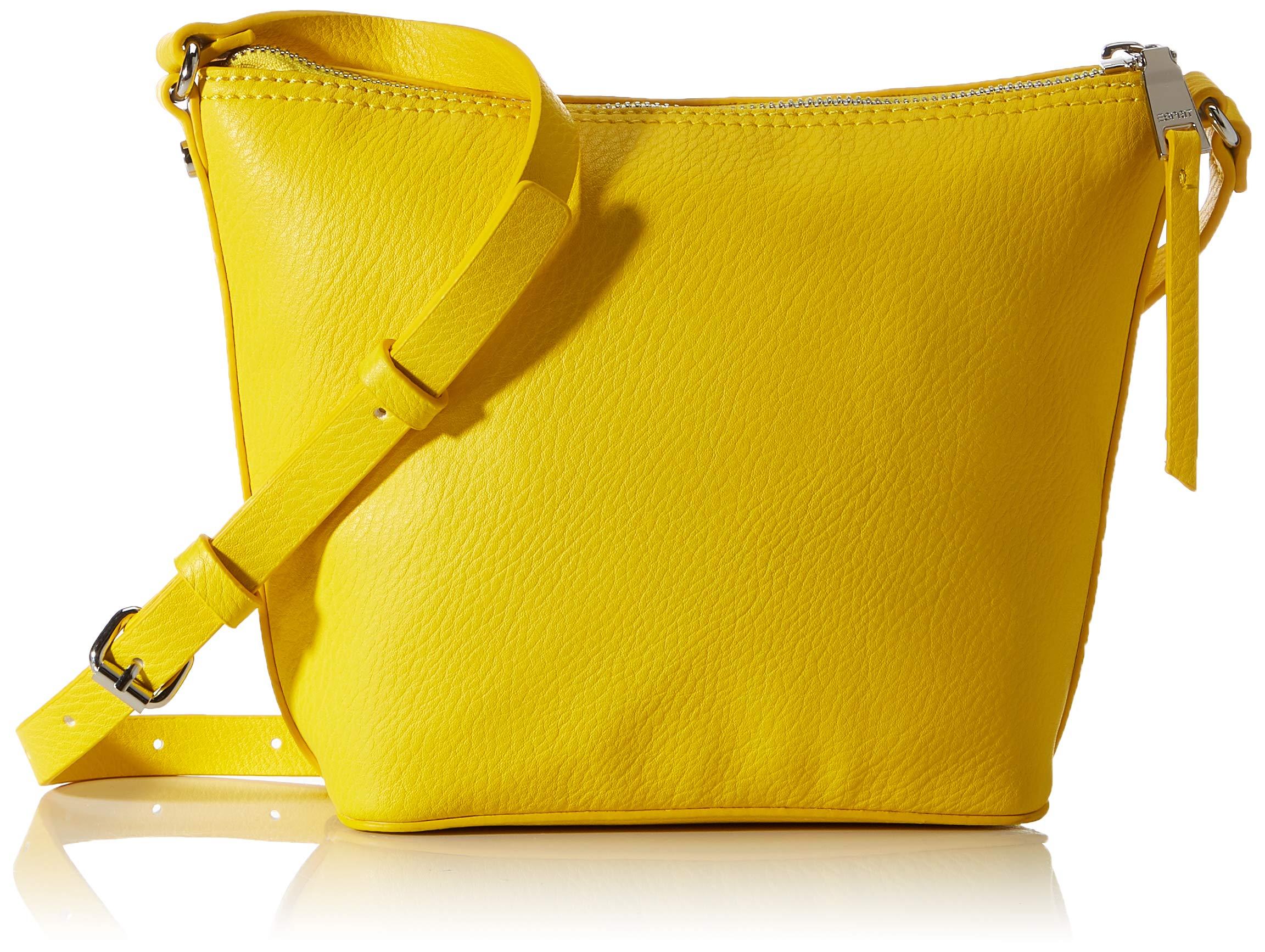 Esprit Handtasche gelb