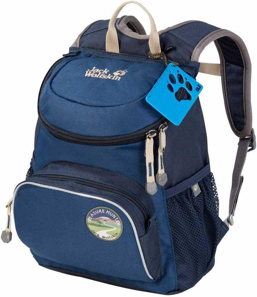 Jack Wolfskin Kindertasche blau