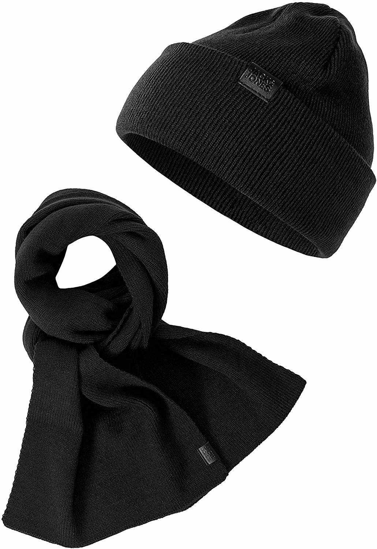 Jack & Jones Schal/Tuch schwarz
