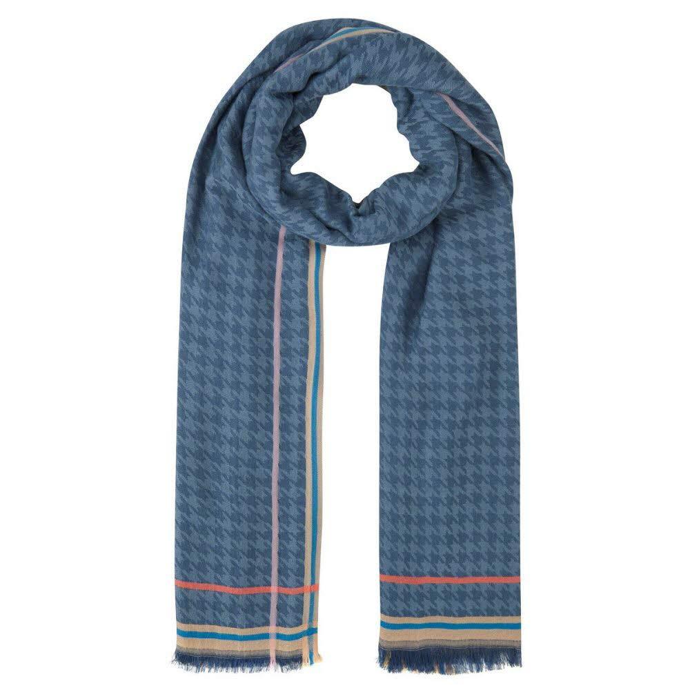 Codello 100%VISCOSE 55X180CM, jeans blue