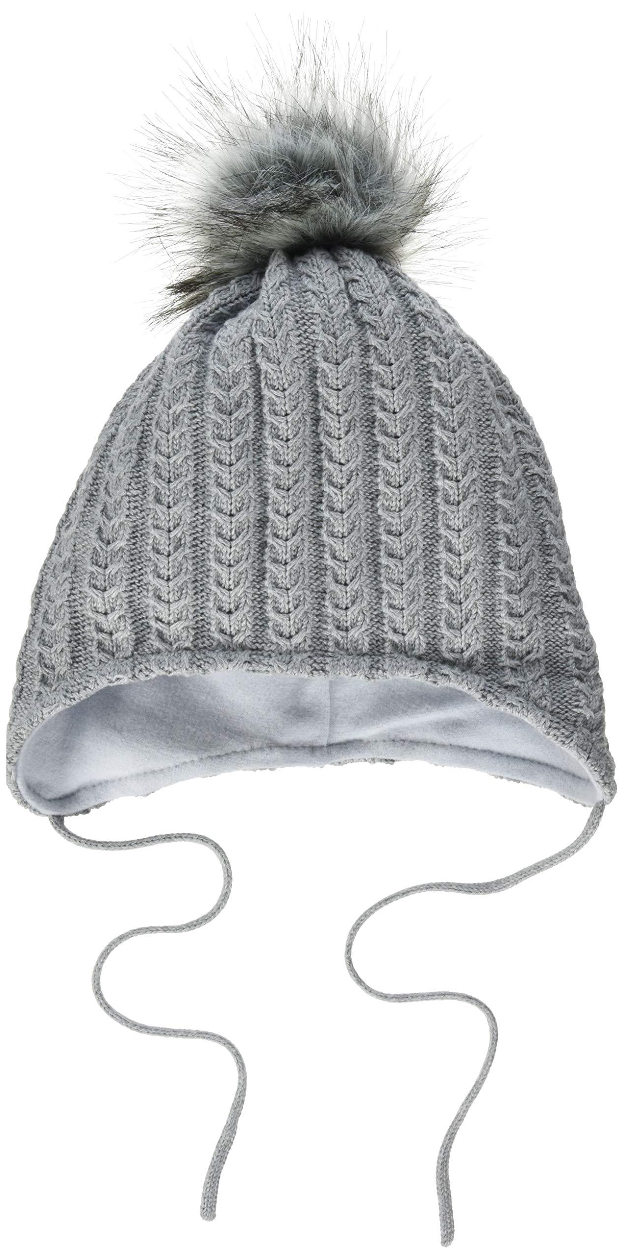 Sterntaler Mütze/Stirnband metallic