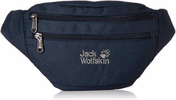 Jack Wolfskin Bauchtasche blau