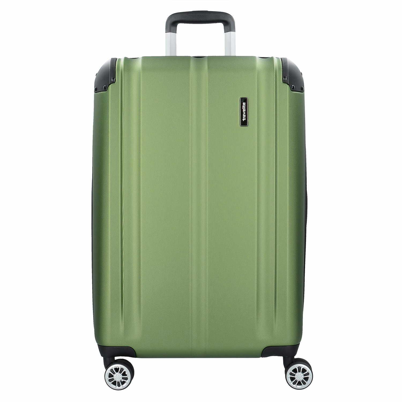 Travelite City 4-Rollen Trolley L 77 cm