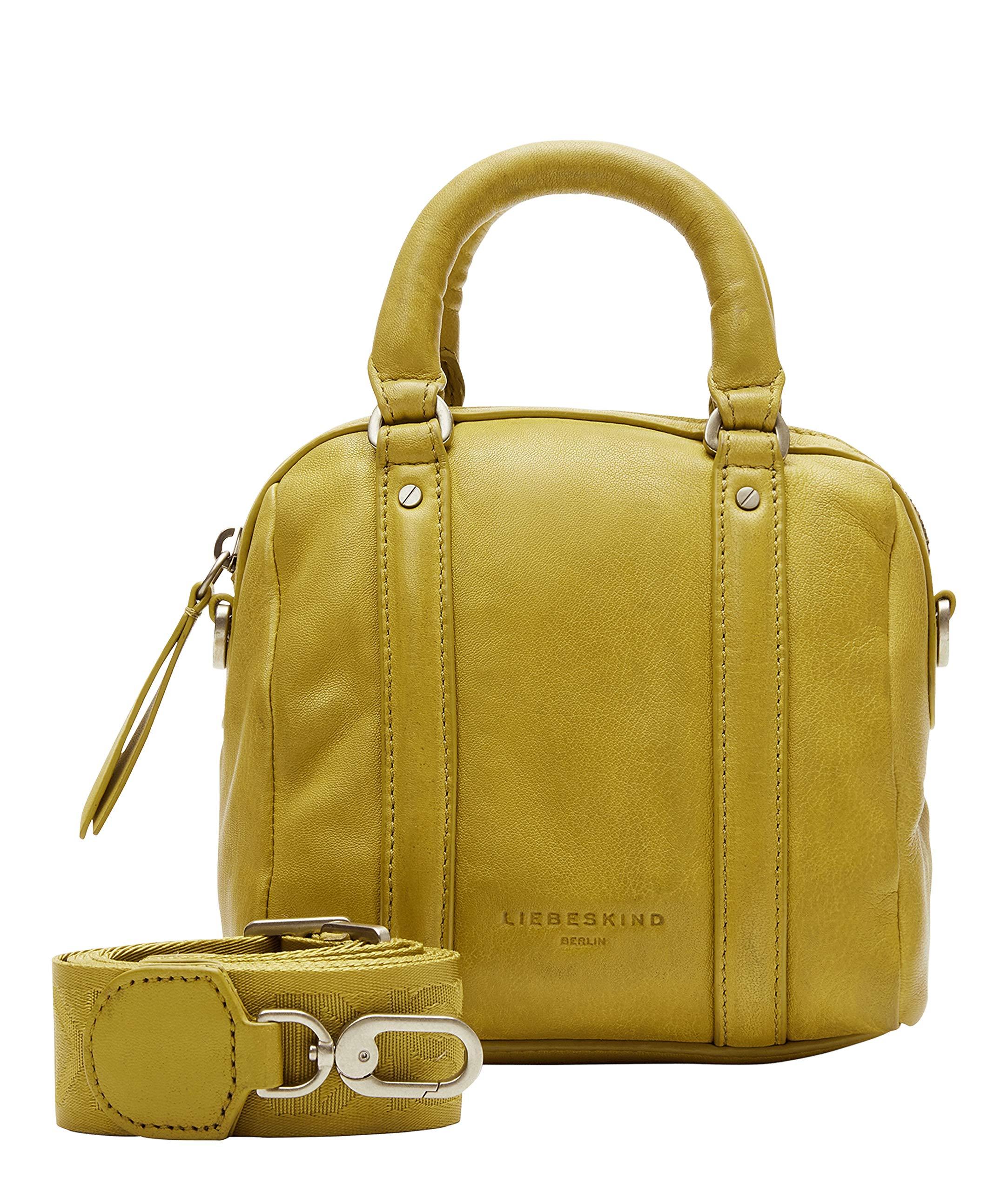 Liebeskind Berlin Handtasche gelb