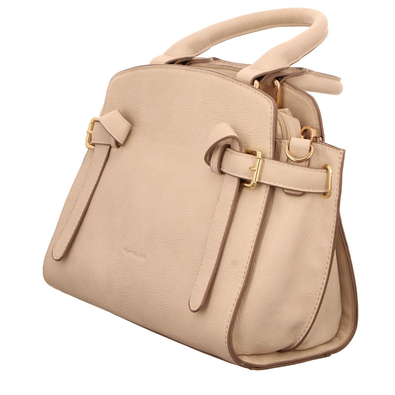 Tom Tailor Handtasche weiss