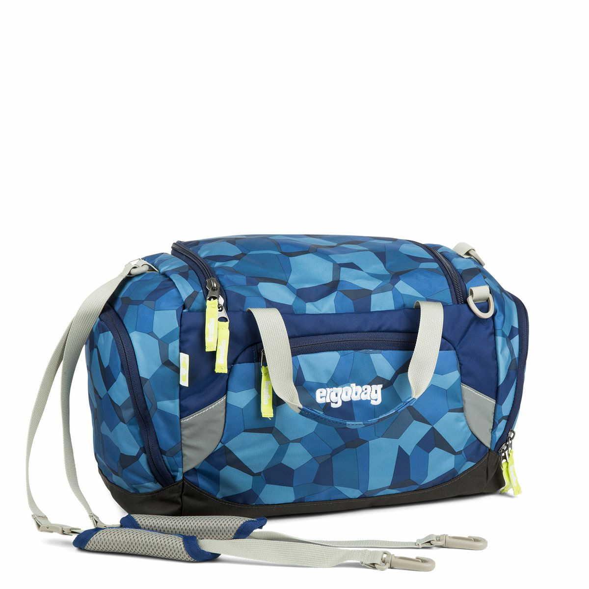 Ergobag Sporttasche blau
