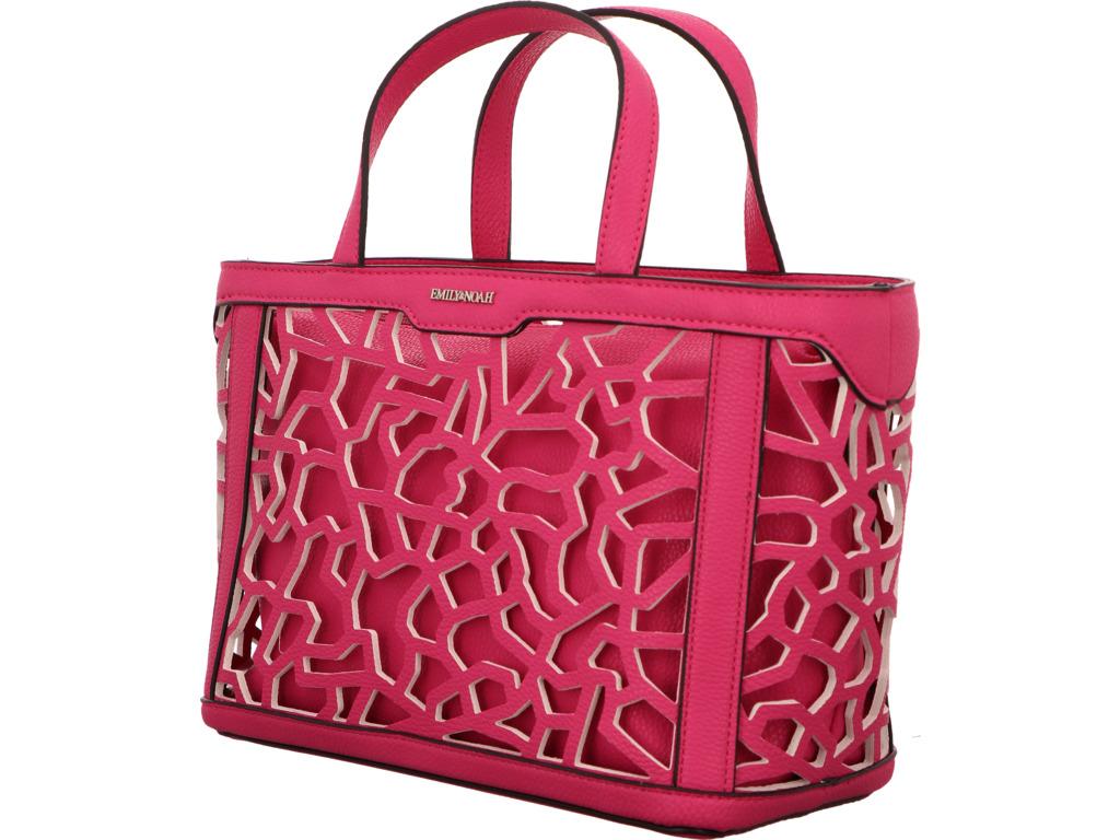 EMILY & NOAH Shopper lila/pink