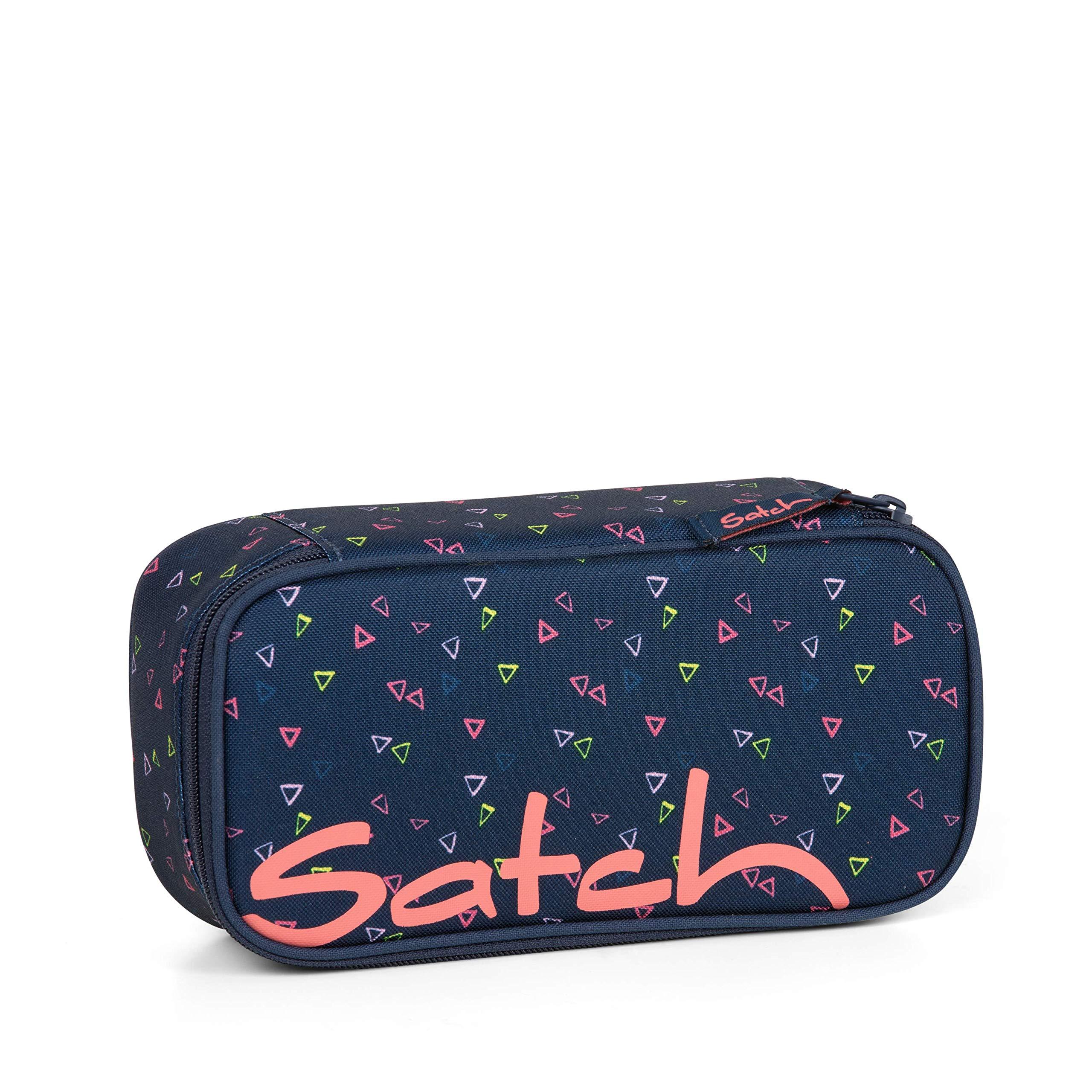 Satch Mäppchen blau
