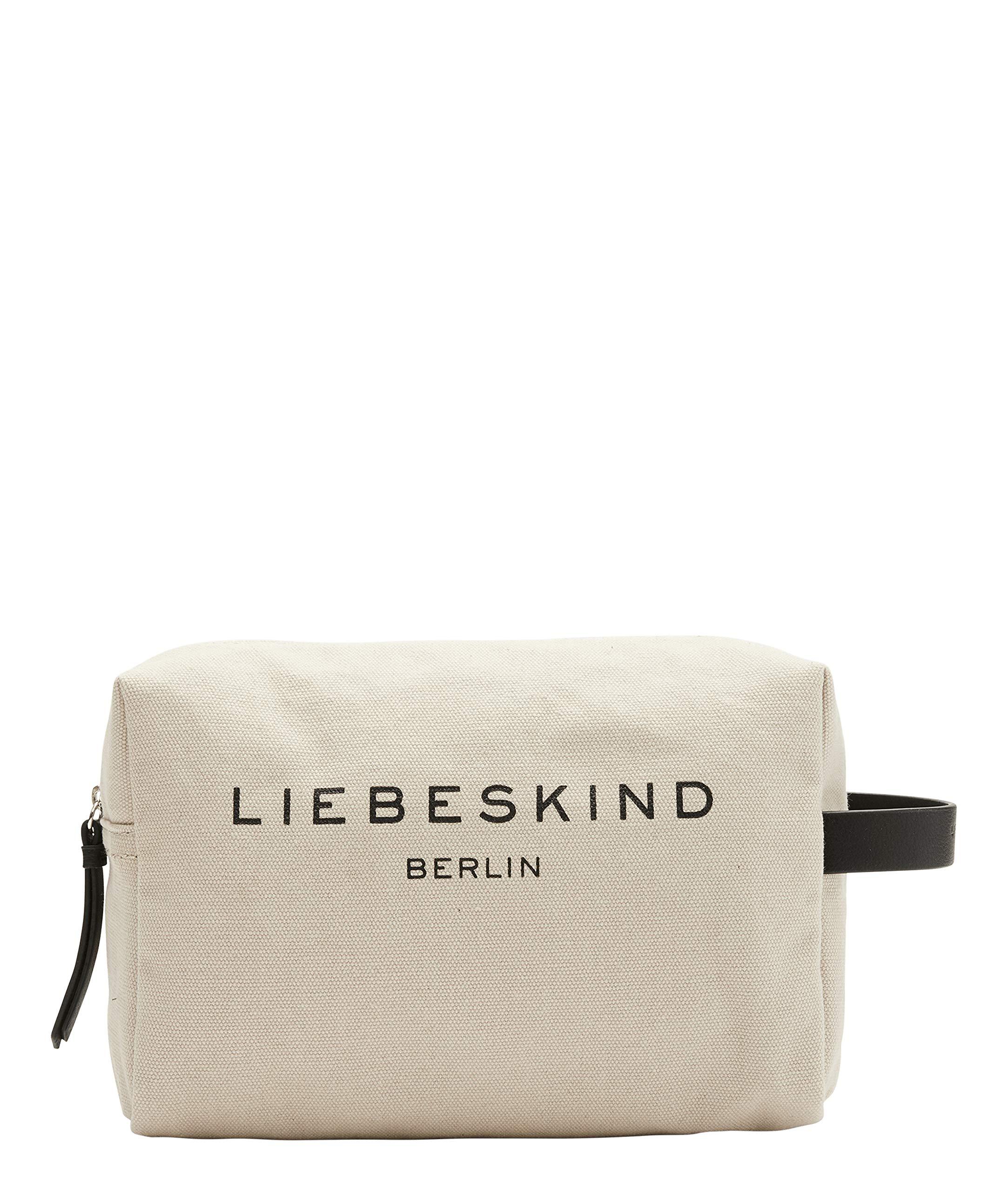 Liebeskind Berlin Kulturtasche beige
