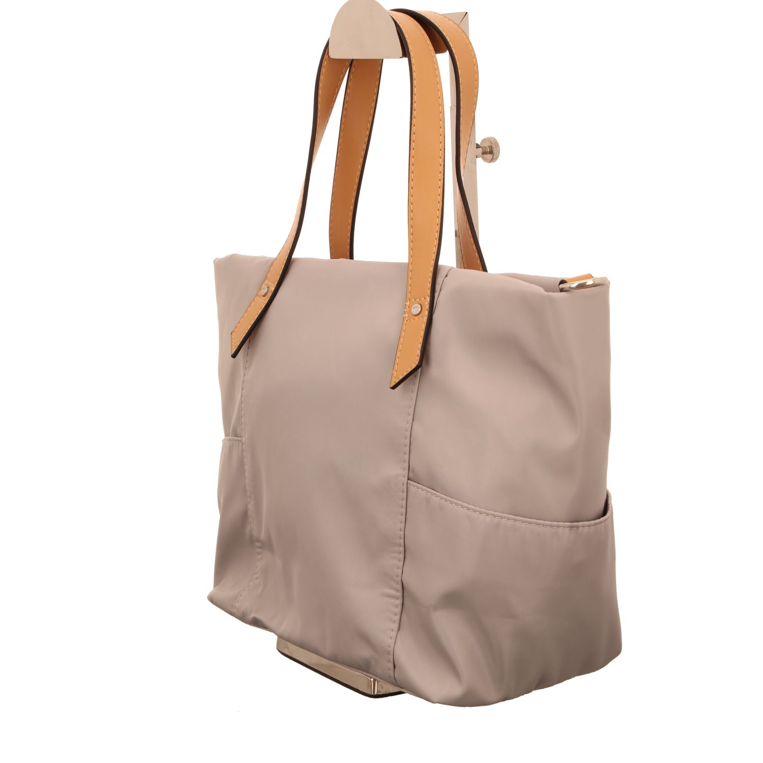 Tom Tailor Shopper grau
