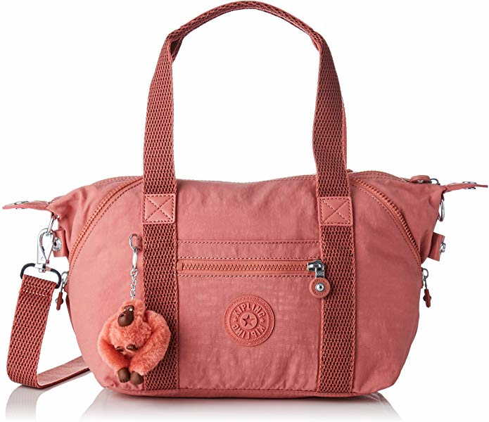 Kipling Handtasche lila/pink