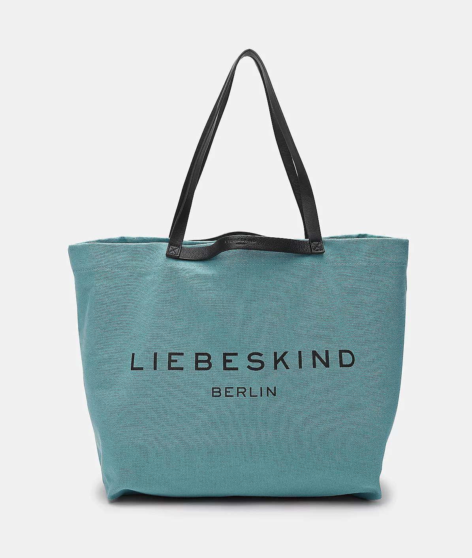 Liebeskind Berlin Shopper blau