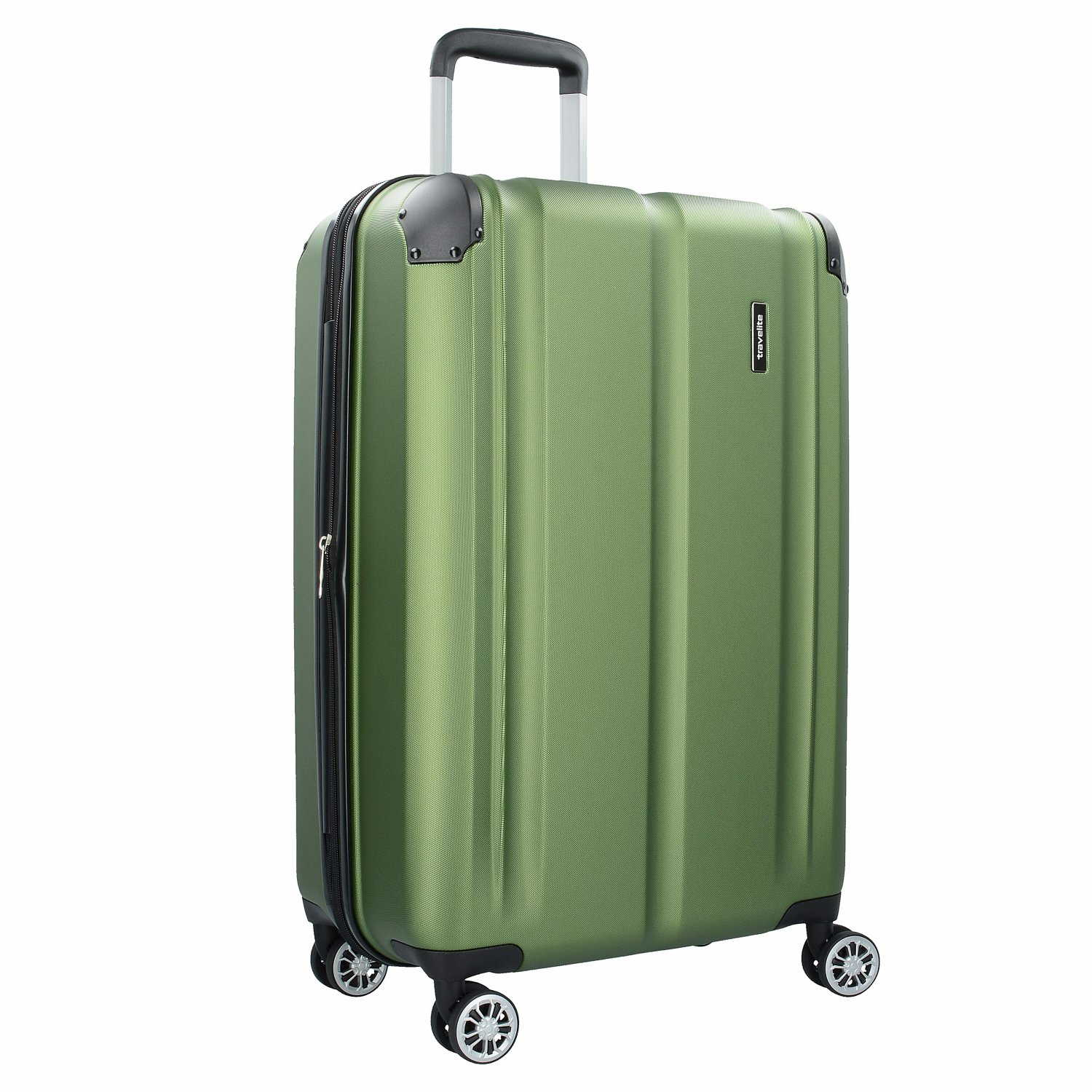 Travelite City 4-Rollen Trolley L 77 cm