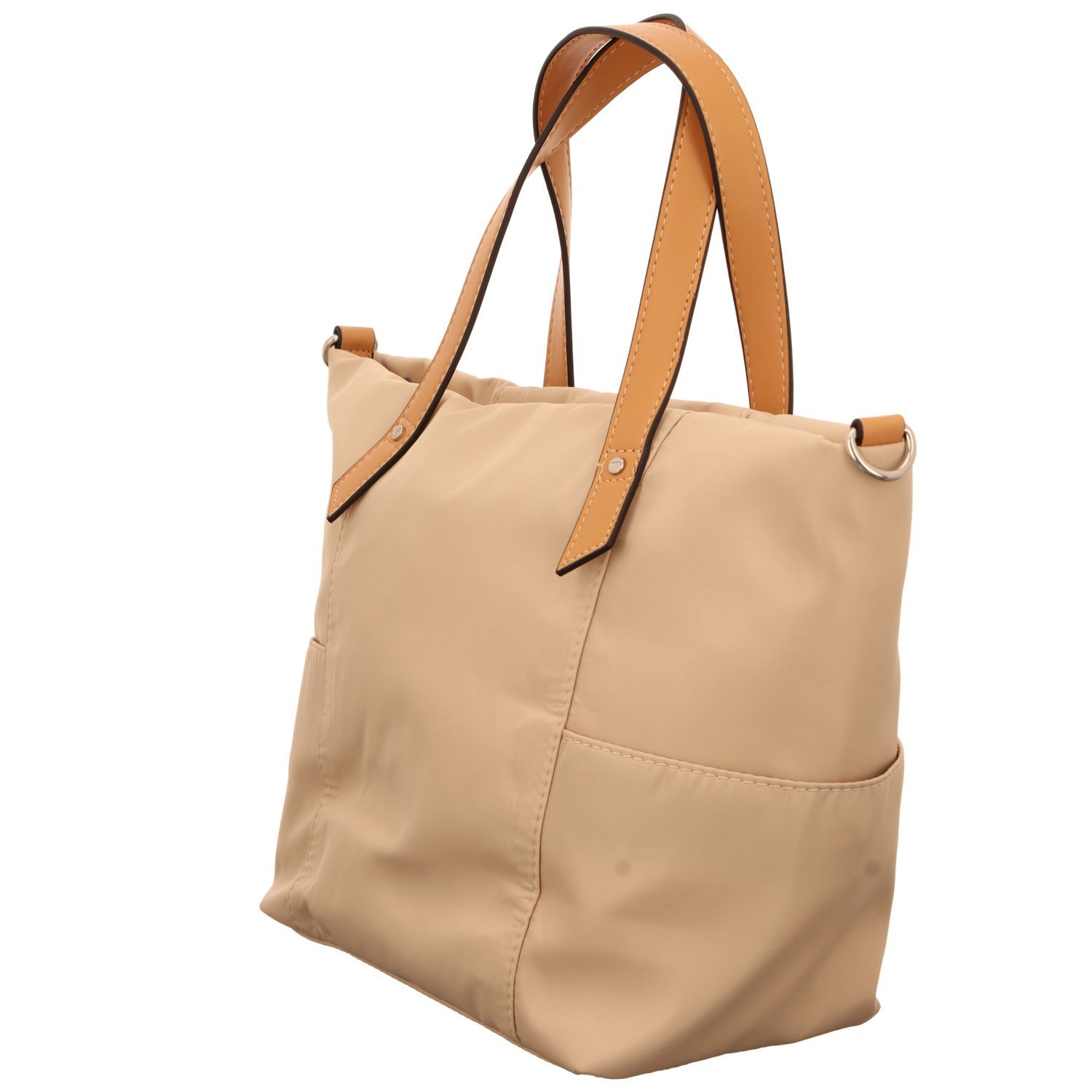 Tom Tailor Shopper beige