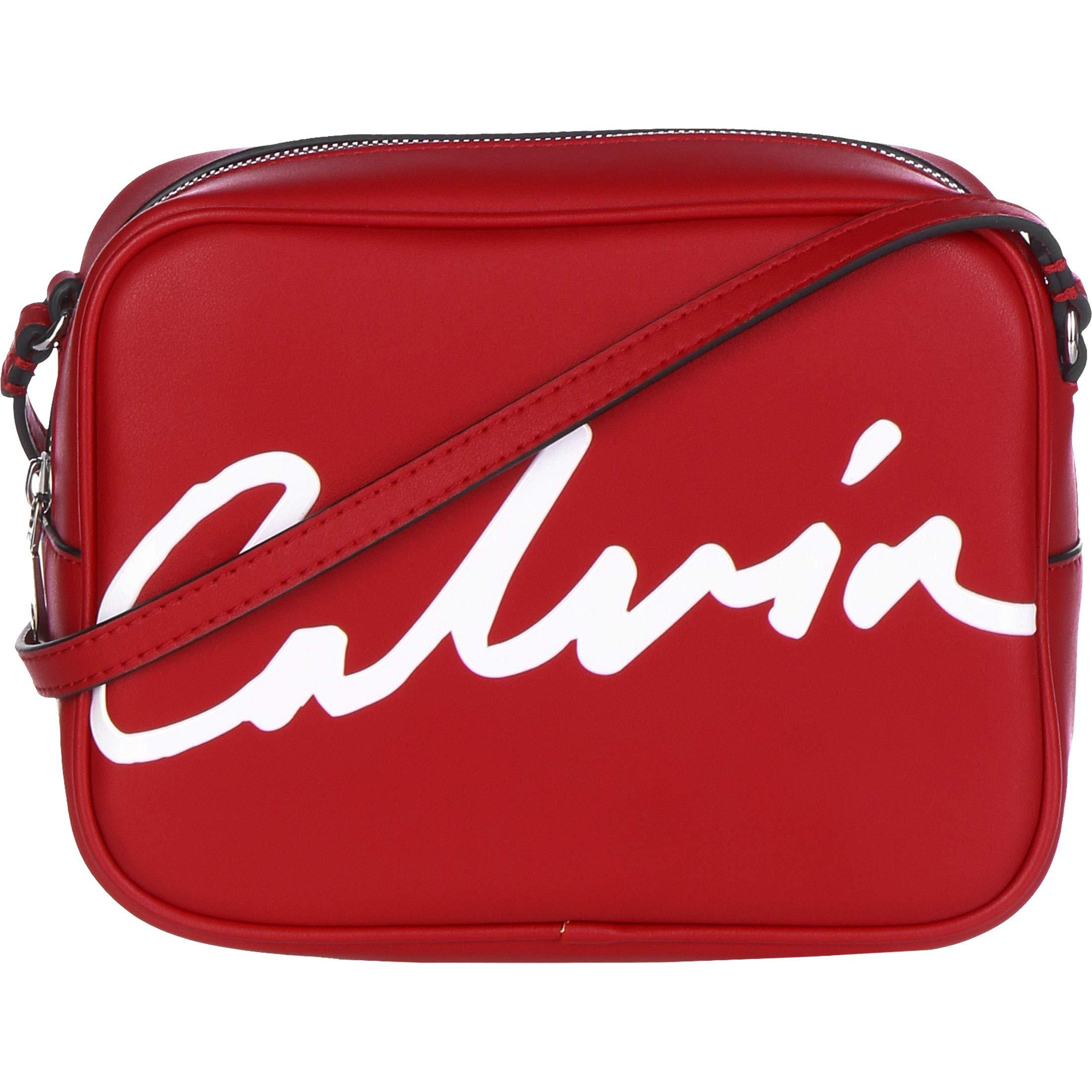 Calvin Klein Umhängetasche rot