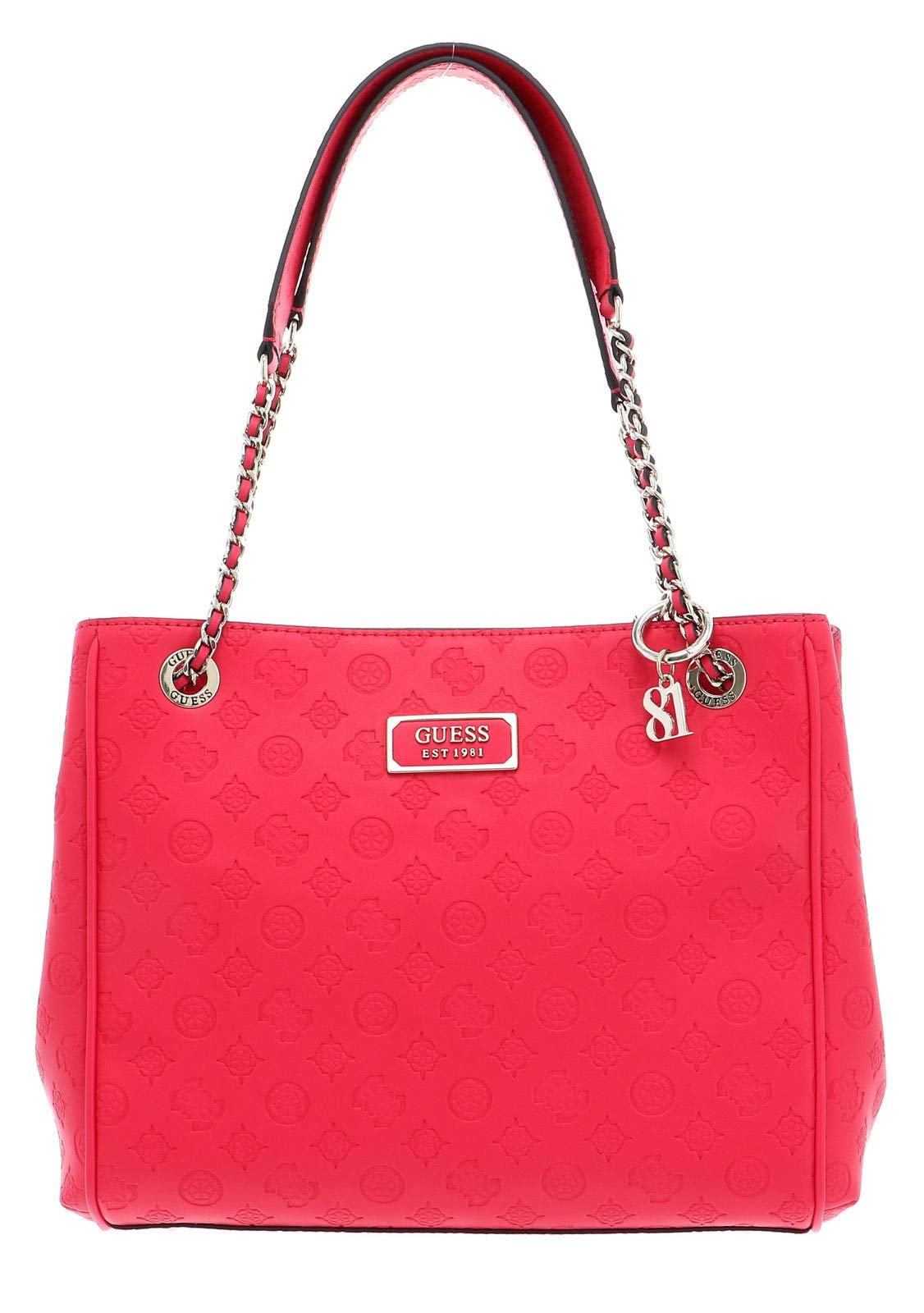 GUESS LOGO LOVE GIRLFRIEND CARRYALL