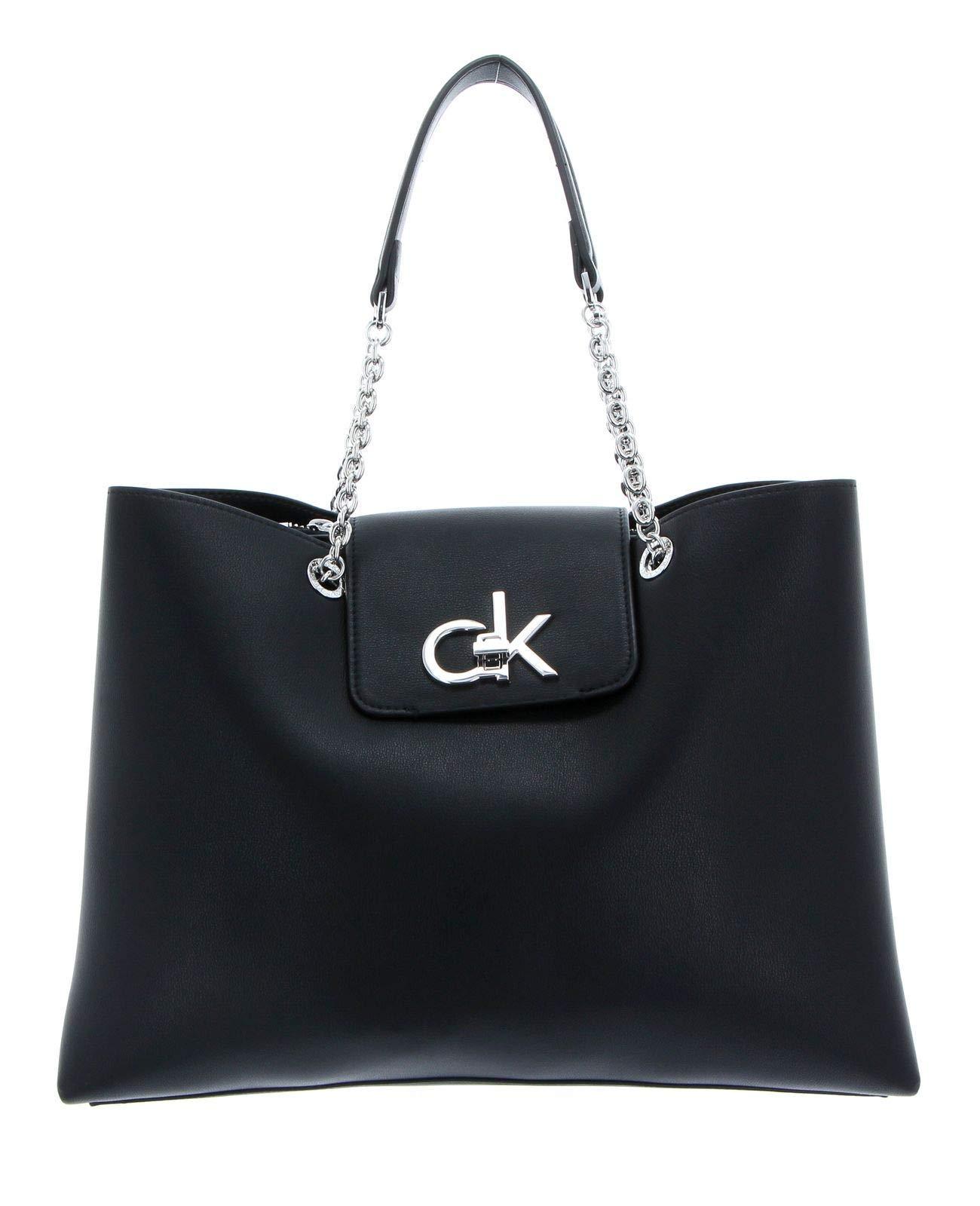 Calvin Klein RE-LOCK TOTE