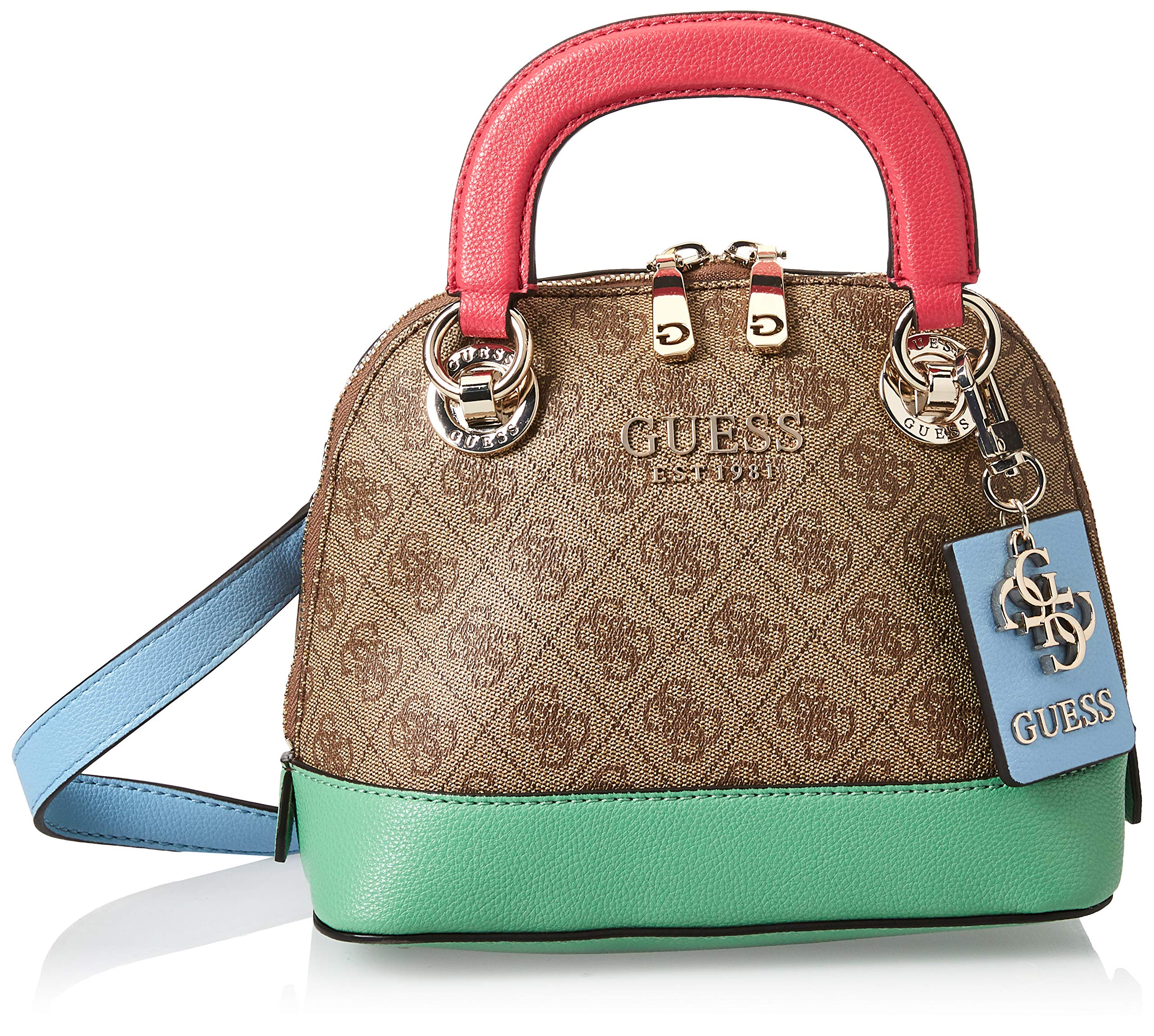 GUESS CATHLEEN SMALL DOME SATCHEL