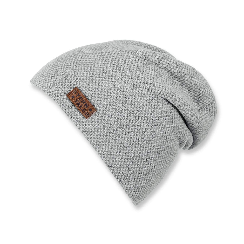 Sterntaler Mütze/Stirnband grau